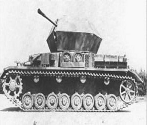 Flakpanzer IV Ostwind picture 7