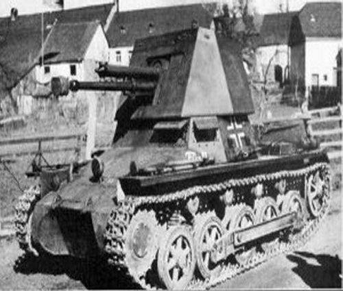 Anti-Tank Vehicle