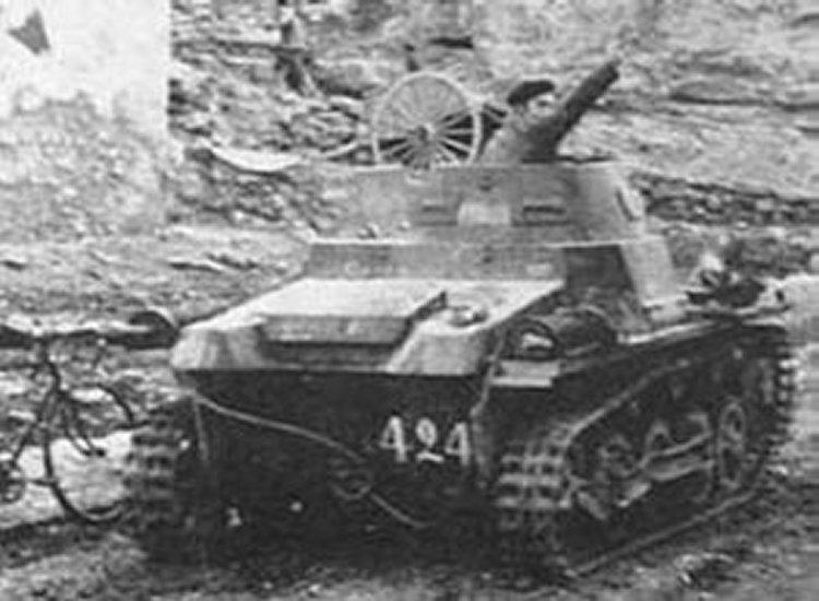 kleiner panzer