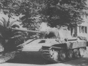 Panther I Ausf. D Sd.Kfz. 171