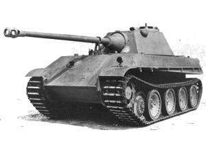 Panther nA Ausf. F Sd.Kfz. 171