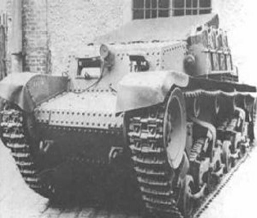 Artillerie Schlepper 35(t)