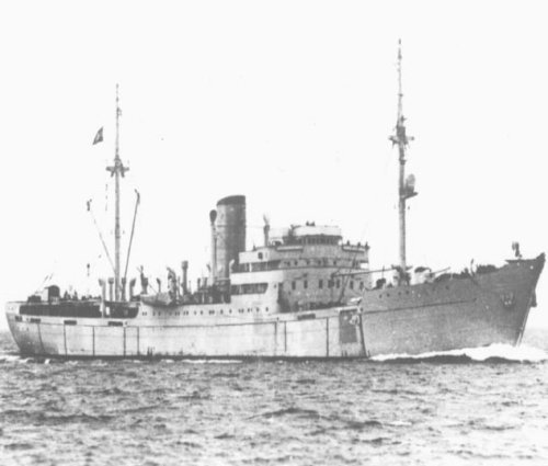 Stier HSK 6 Auxiliary cruiser
