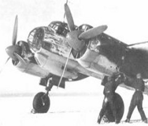 Junkers Ju 88 Bomber, reconnaissance, night fighter picture 1