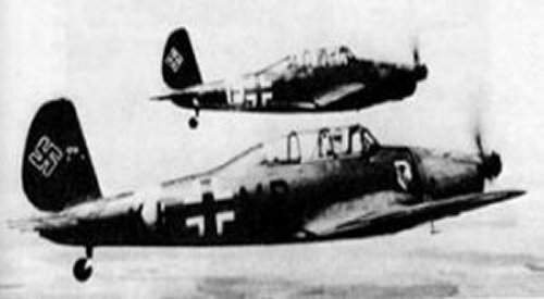 The arado ar 96 was a two seat single engine low wing monoplane