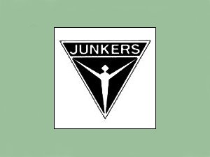 Junkers Flugzeug Aircraft and Engine manufacturer