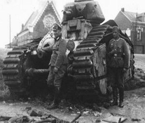 France Battles Battle of France Picture 1